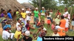Comunidade Sam da Hupa, Huíla, Angola