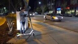 Nova radna snaga u SAD - skuter đuseri