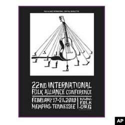 Sound Abounds at Folk Alliance International Conference
