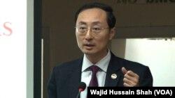 中國駐印度大使孫衛東。