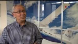 Industri Pesawat Terbang Nusantara North America di Seattle