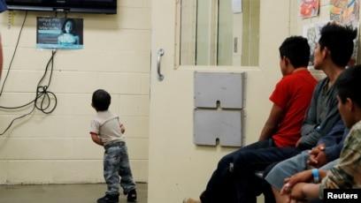 Guatemalan boy detained