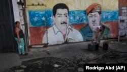 Perekonomian Venezuela kini runtuh dan warga kesulitan untuk sekedar bertahan hidup sehari-hari (foto: ilustrasi).