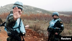 نیروهای بین المللی صلحبان موسوم به «یونیفل»