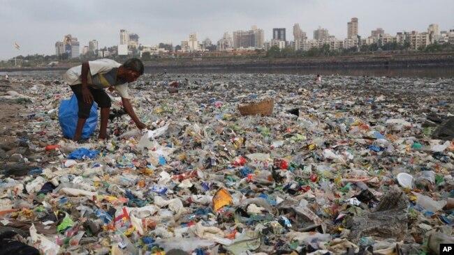 中国呼吁其他国家帮助保持海洋清洁