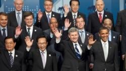 توافق نهایی رهبران «گروه بیست» برای کاهش کسری بودجه و بدهی ها در اجلاس تورنتو