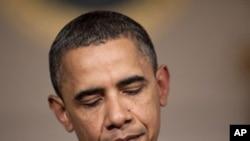 奧巴馬總統呼籲埃及儘快權力過渡