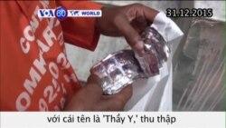 'Thầy Y' Ấn Độ phát thuốc miễn phí cho người nghèo (VOA60)
