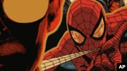 Grâce aux effets spéciaux, Spiderman se déplaçait, dans son dernier film, dans un Times Square virtuel