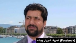 شیرولی وردک برادر فاروق وردک وزیر پیشین معارف افغانستان بود