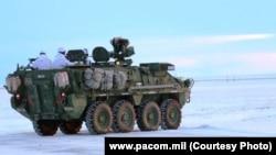 Солдати США за полярним колом