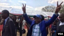 Jacob Ngarivhume (Transform Zimbabwe)