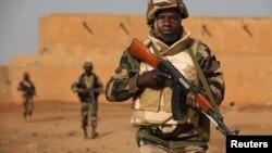 Sojojin Nijer. (File Photo)