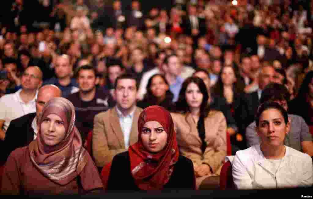 Govor o srednjoistočnoj politici u Jeruzalemskom Konvencijskom Centru, 21. marta 2013.