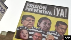 La movilización, convocada por la Confederación General de Trabajadores del Perú, se inició en Lima en la tradicional plaza Dos de Mayo y culminó en frente del Palacio de Justicia. También hubo multitudinarias manifestaciones en otras ciudades del país.