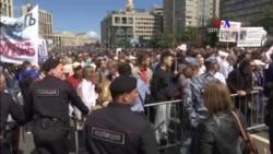 Ռուսաստանում հույս ունեն, որ Գոլունովին ազատ արձակելու փաստը կարող է դառնալ փոփոխությունների առաջին քայլը