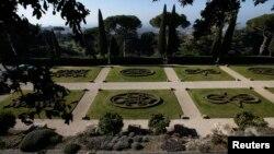 Se trata de un clásico jardín italiano de 7.735 metros cuadrados que podrá ser ahora recorrido por los visitantes.