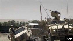 Afganistan'da Alman Konvoyuna Saldırı