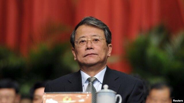 山西省政协原副主席令政策(资料照片)
