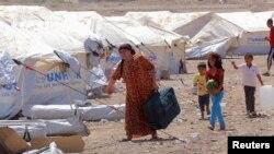 Masih banyak pengungsi Suriah yang terlantar dan dibiarkan berjuang sendiri tanpa mendapatkan bantuan yang cukup (foto: ilustrasi).