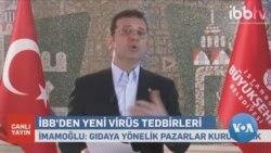 Istanbulda koronavirusga qarshi kurash