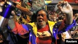 El triunfo de Chávez marca para sus seguidores la continuidad de sus políticas sociales.