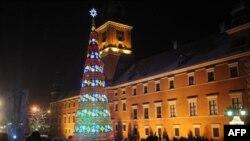 Польша. Варшава. 4 декабря 2010 года