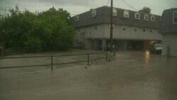 Un diluvio en Texas