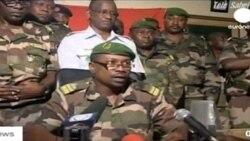 سربازان در کشور آفريقايی نيجر دست به انجام يک کودتا زدند