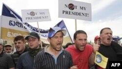 Тбилиси обвиняет Россию в планировании и финансировании протестов