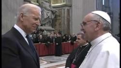 Gobernantes saludan al Papa