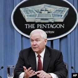 Le patron du Pentagone, Robert Gates