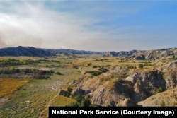 The North Unit of Theodore Roosevelt National Park