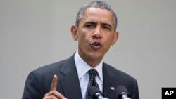 باراک اوباما، رئیس جمهور ایالات متحده
