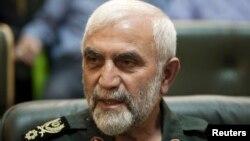 Tướng Hossein Hamedani của Iran tử thương ở Syria.