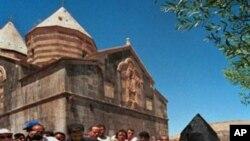 Iranian Armenian Christians. (file)