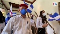 Oscar Sobalvarro será el candidato de la oposición en Nicaragua
