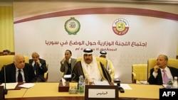 Suriya hökuməti Ərəb Liqasının planına imza atdı