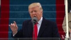 """年终报道:川普外交政策反常规 支持者称是""""新主张"""""""
