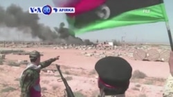 VOA60 AFIRKA: Har Yanzu Zaman Lafiya Ya Gagari Samuwa A Kasar Libiya