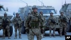 سربازان آلمان بیشتر در شمال افغانستان مستقر اند.