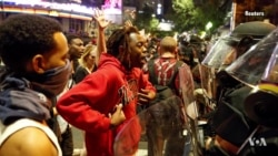 In Photos: Charlotte, North Carolina Protest Day 2