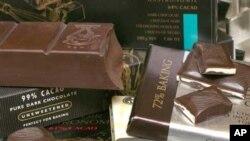 Zamislite da jedete čokoladu...
