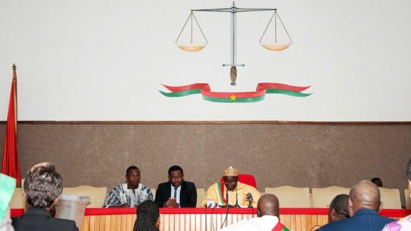 Un tribunal fermé dans une région du Burkina en proie aux attaques jihadistes