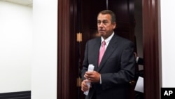 Temsilciler Meclisi Başkanı Cumhuriyetçi Partili Milletvekili John Boehner
