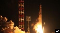 Από την εκτόξευση του διαστημοπλοίου το Νοέμβριο