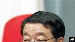 일본 정부 대변인 후지무라 오사무 관방장관 (자료사진).