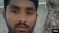 因亵神言论被判死刑的巴基斯坦男子拉扎。