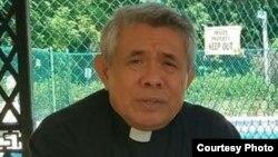 Pastor Feliks Kosat, SVD, dari Kupang, Nusa Tenggara Timur (foto: courtesy).