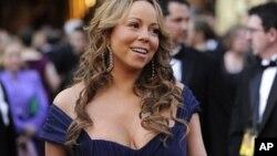 Mariah Carey (Oct 2010 file photo)